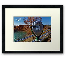 The Best View Framed Print