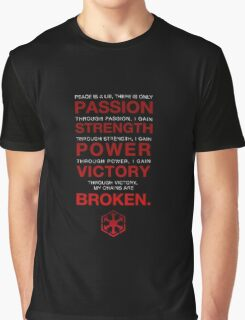 Code of the Sith Graphic T-Shirt