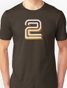 Retro BBC2 logo T-Shirt