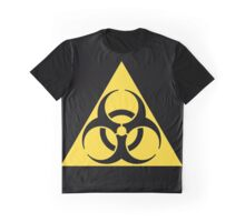 Biohazard sign. Graphic T-Shirt