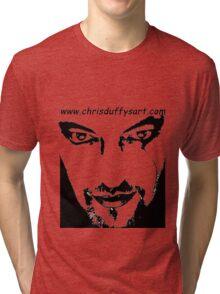 Chris Duffy Art Tee's Tri-blend T-Shirt