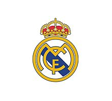 Real madrid SOCCER Photographic Print