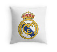 Real madrid SOCCER Throw Pillow