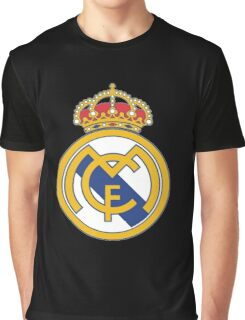 Real madrid SOCCER Graphic T-Shirt