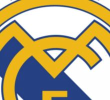 Real madrid SOCCER Sticker