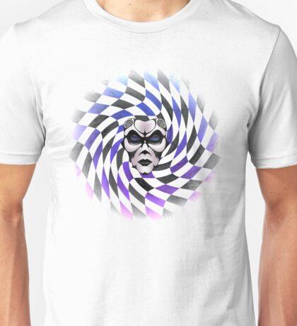 The Harlequin's Mask Unisex T-Shirt