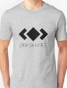 MADEON ADVENTURE LOGO BLACK T-Shirt