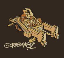 Gorrammaz by nikholmes