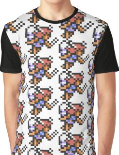 Legend of Zelda pixel Fairy Graphic T-Shirt