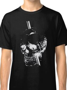 The Skull of Phineas Gage (White) Classic T-Shirt