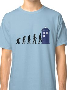 Evolution in time... Classic T-Shirt