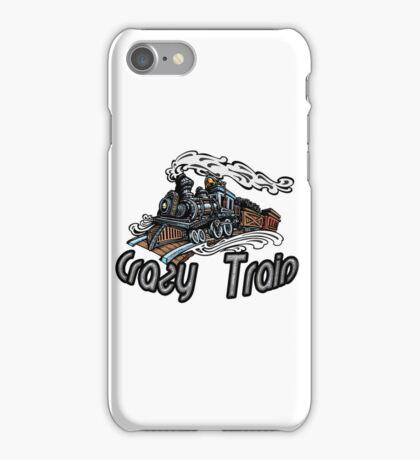 Crazy Train iPhone Case/Skin
