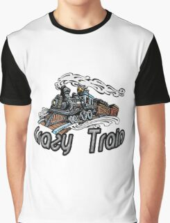 Crazy Train Graphic T-Shirt