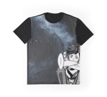 Oikawa Graphic T-Shirt