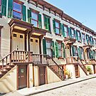 Sylvan Terrace, New York City by photographist