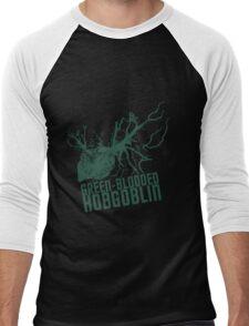 Green Blooded Hobgoblin Men's Baseball ¾ T-Shirt