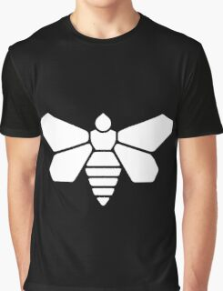 Methylamine. White vectorial version! Graphic T-Shirt