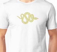 Chinese Snake Unisex T-Shirt