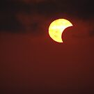 Eclipse in Puerto Vallarta, 20th of May 2012 at 8.21 p.m. by PtoVallartaMex