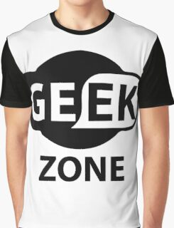 GEEK ZONE - Computer Graphic T-Shirt