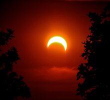 Solar Eclipse 2 by Justin Kracht
