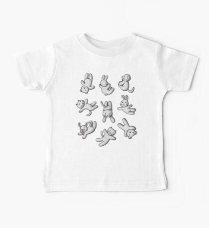 Falling Jumping Flying Baby Tee