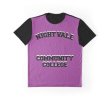 Welcome To Night Vale - Night Vale Community College Design Graphic T-Shirt