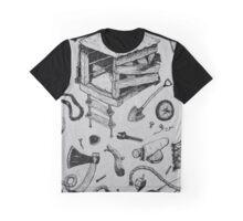 Wood n stuff Graphic T-Shirt