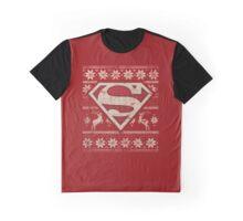 Superman Christman Graphic T-Shirt