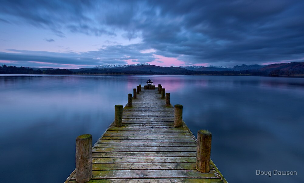 Windermere Twilight  by Doug Dawson