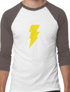 COOL BOLT Men's Baseball ¾ T-Shirt