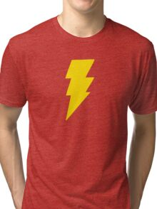 COOL BOLT Tri-blend T-Shirt