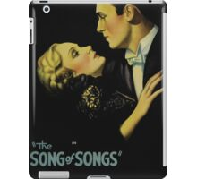 The Song of Songs iPad Case/Skin