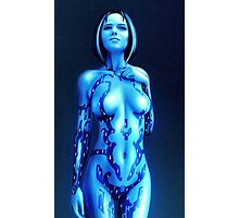 Cortana  Photographic Print