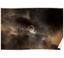 Annular Eclipse Poster
