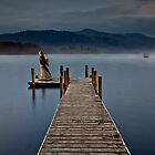 Looking Out Over Derwent Water by Doug Dawson