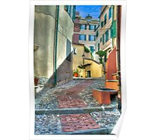 Boccadasse two Poster