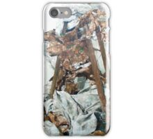 Who Will Pick Up The Wire When It's All Over iPhone Case/Skin