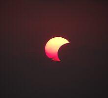 Mystical Sunset III - Misteriosa Puesta Del Sol by Bernhard Matejka