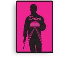 Drive (2nd sub) Canvas Print