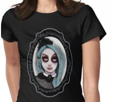 »- Harajuku Vampire-» Womens Fitted T-Shirt