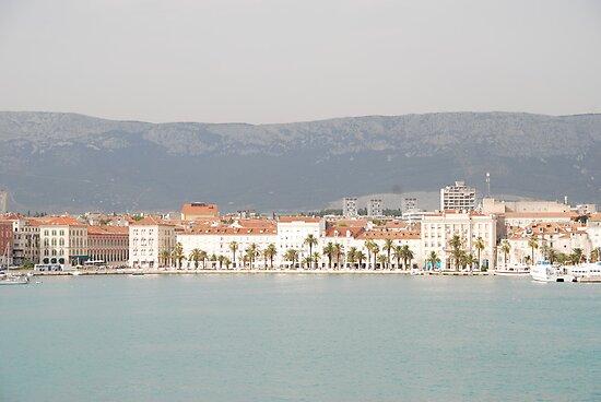 adriatic sea croatia split by 305movingart