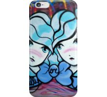 Graffiti Girls iPhone Case/Skin