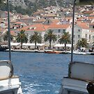 hvar croatia  by 305movingart