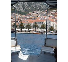 hvar croatia  Photographic Print