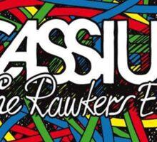 Cassius Sticker