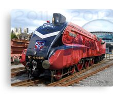 York City FC - Promotion Train 2011-2012 Canvas Print