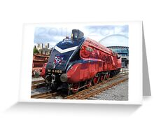 York City FC - Promotion Train 2011-2012 Greeting Card