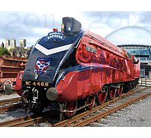 York City FC - Promotion Train 2011-2012 Photographic Print