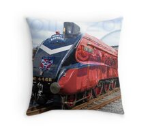 York City FC - Promotion Train 2011-2012 Throw Pillow